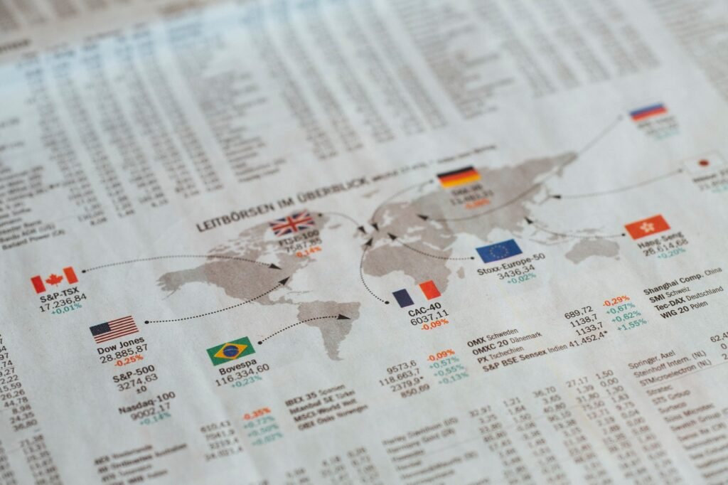 Internationale Aktienmärkte