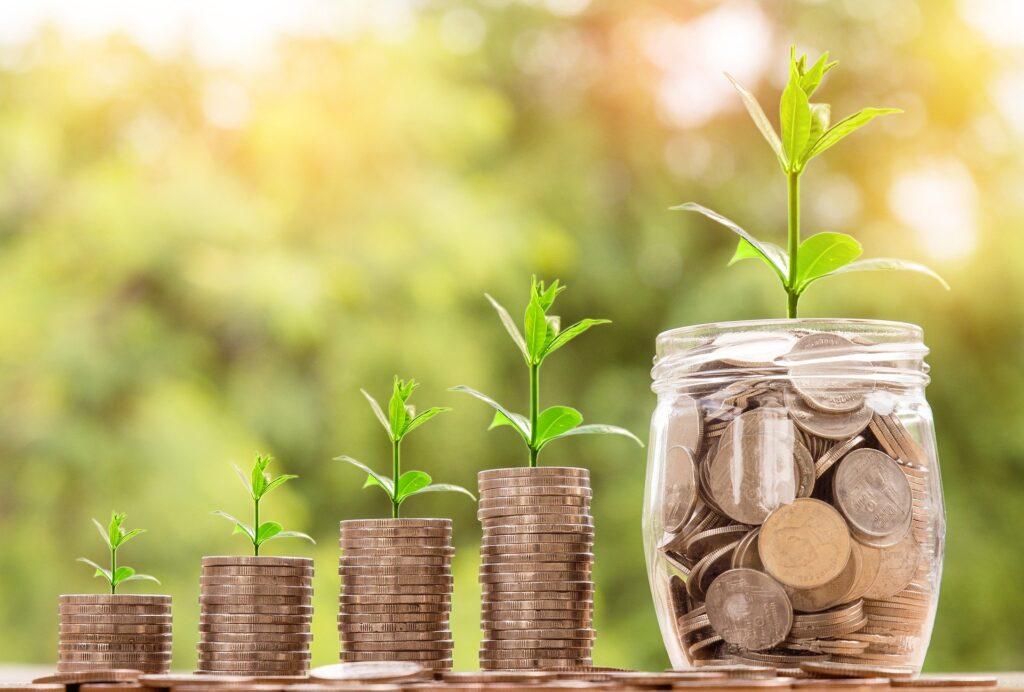 Monatlicher Cashflow mit Monatszahlern