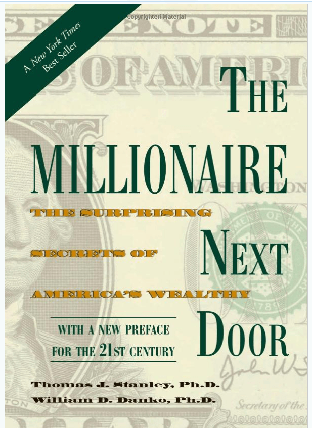 """Buch """"The Millionaire Next Door"""""""