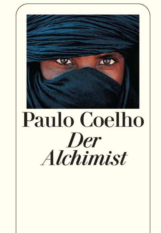 """Buch """"Der Alchimist"""""""