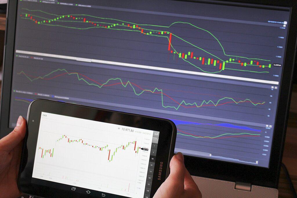 Investiere regelmäßig - Durchschnittspreis