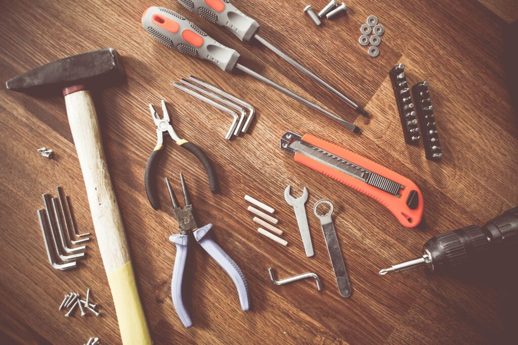 Werkzeuge / Tools